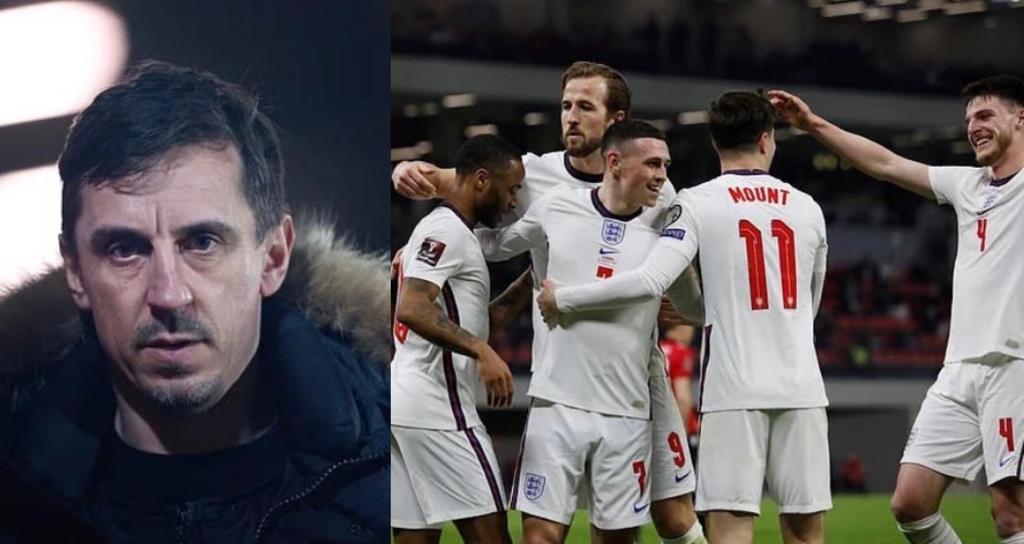 Inghilterra social Neville