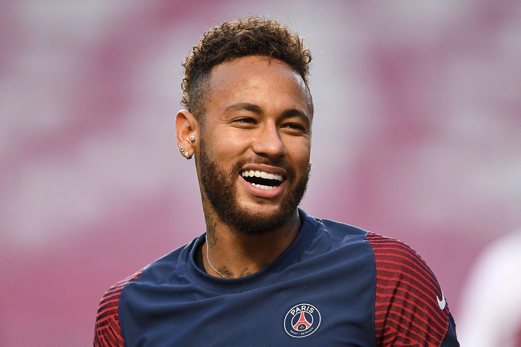 Neymar account tinder