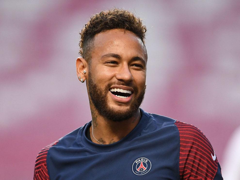 Neymar professionista