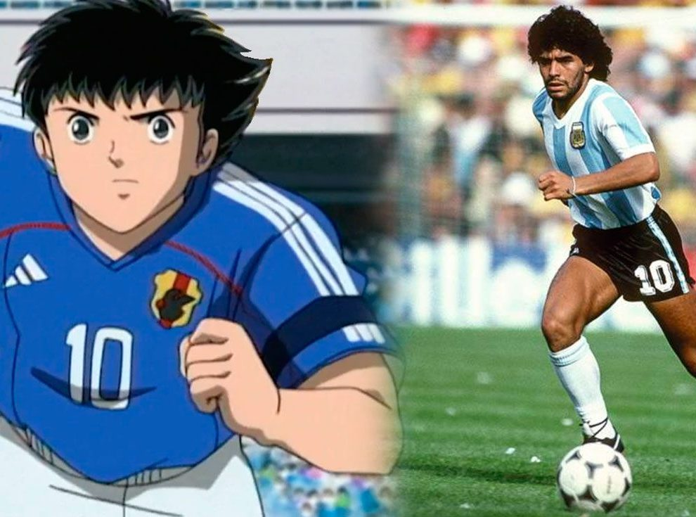 Oliver Hutton Maradona