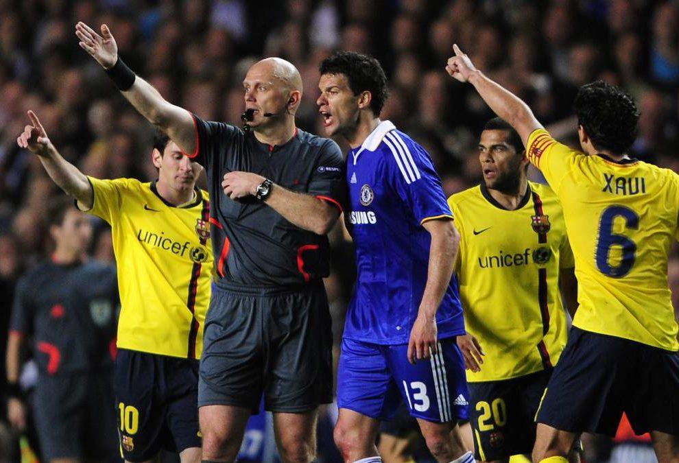 Obi Mikel Stamford Bridge 2009