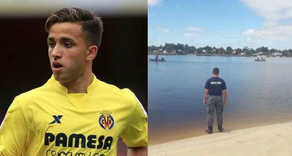 corpo ex Villarreal scomparso