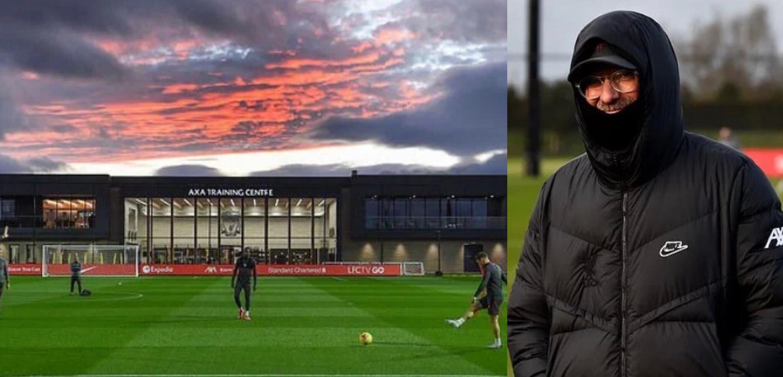Liverpool centro sportivo