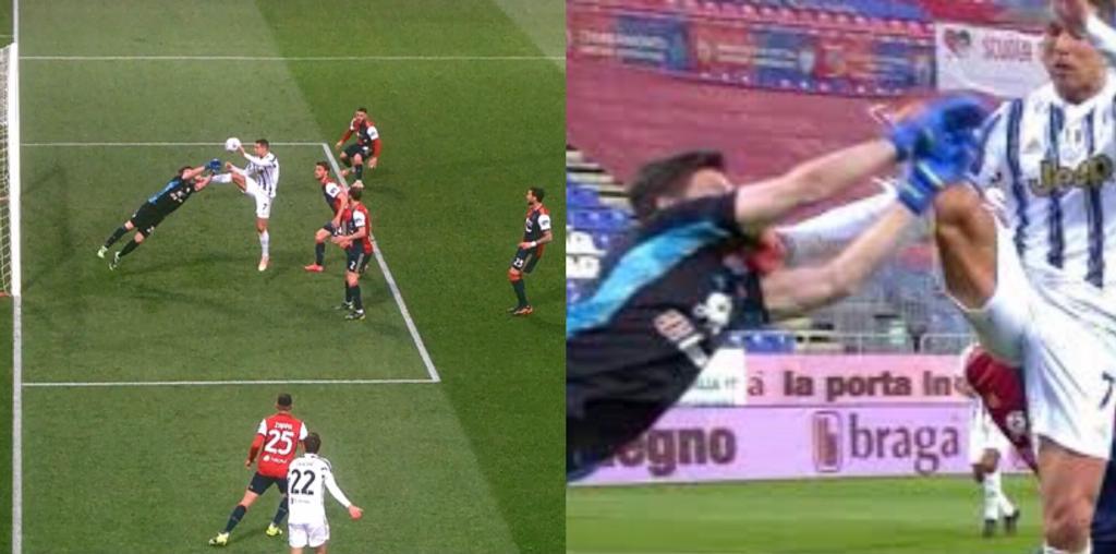 Cagliari rivolta tifosi espulsione Ronaldo