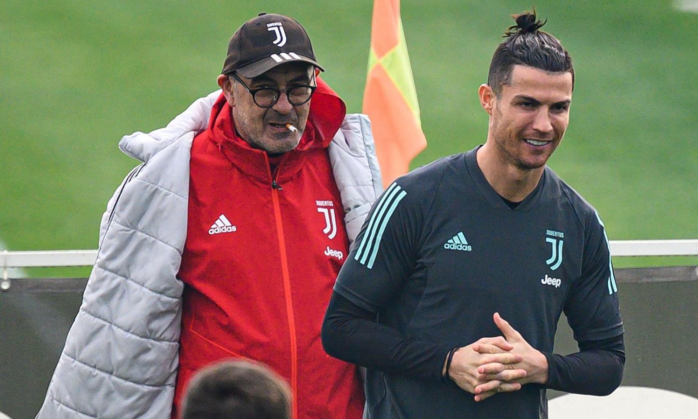 Juventus esonero Sarri