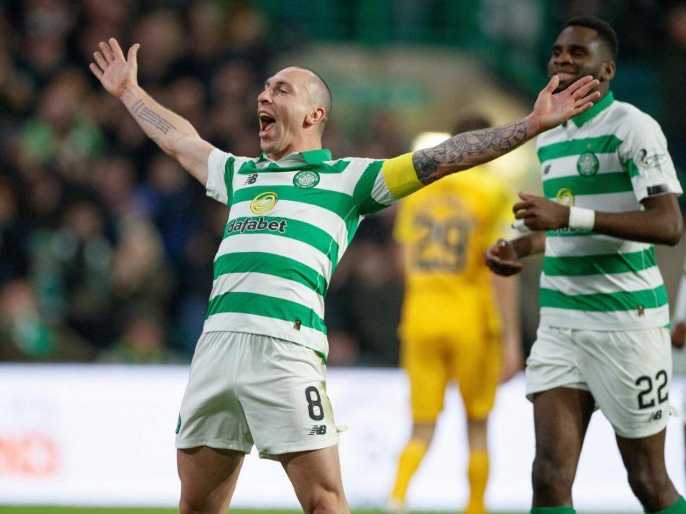 Brown lascia il Celtic