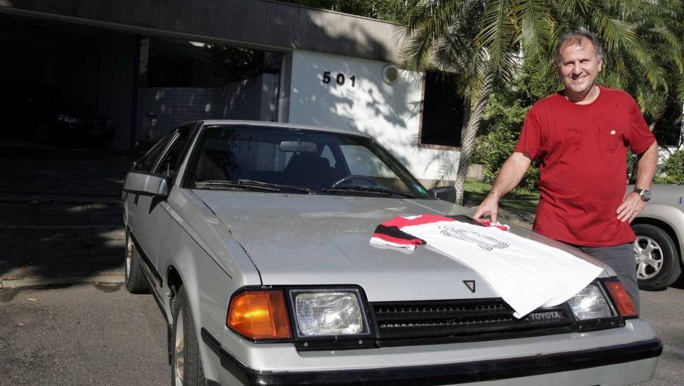 Zico Toyota Celica