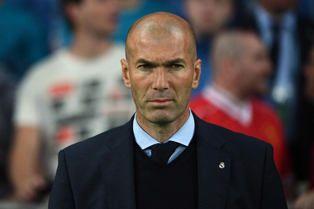 Zidane Deschamps Benzema
