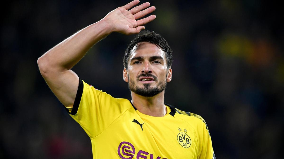 Borussia Dortmund dimentica Hummels