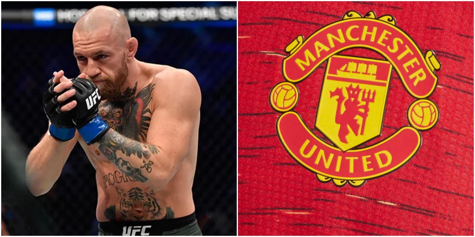 McGregor comprare united