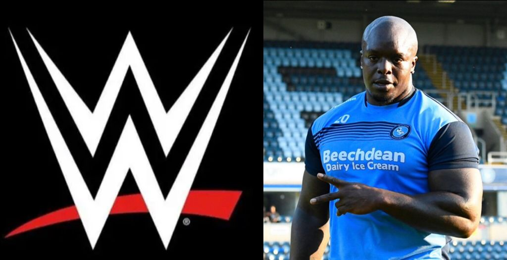Akinfenwa WWE
