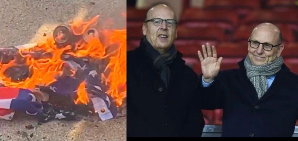 Manchester United protesta Glazers