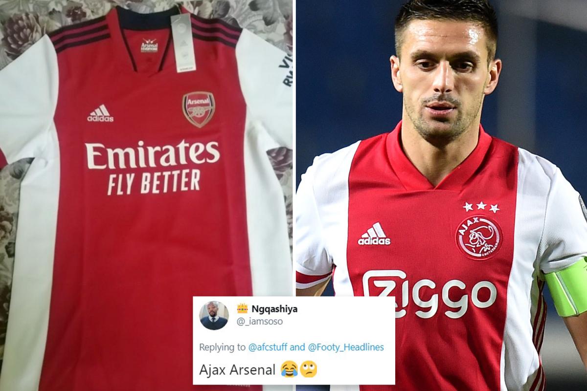 arsenal maglia Ajax