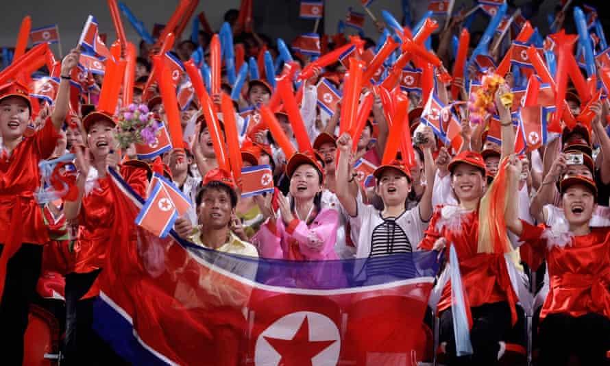 corea del nord mondiali