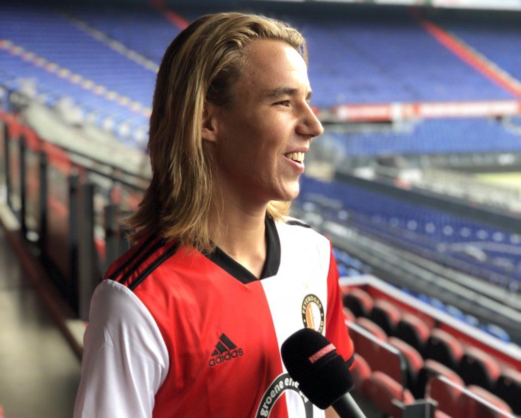 De Mooij lascia Feyenoord