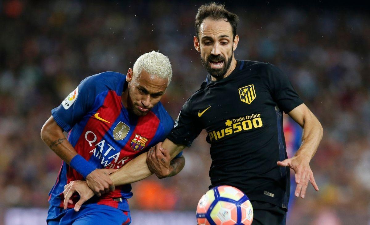 Ex Atletico attacca Neymar