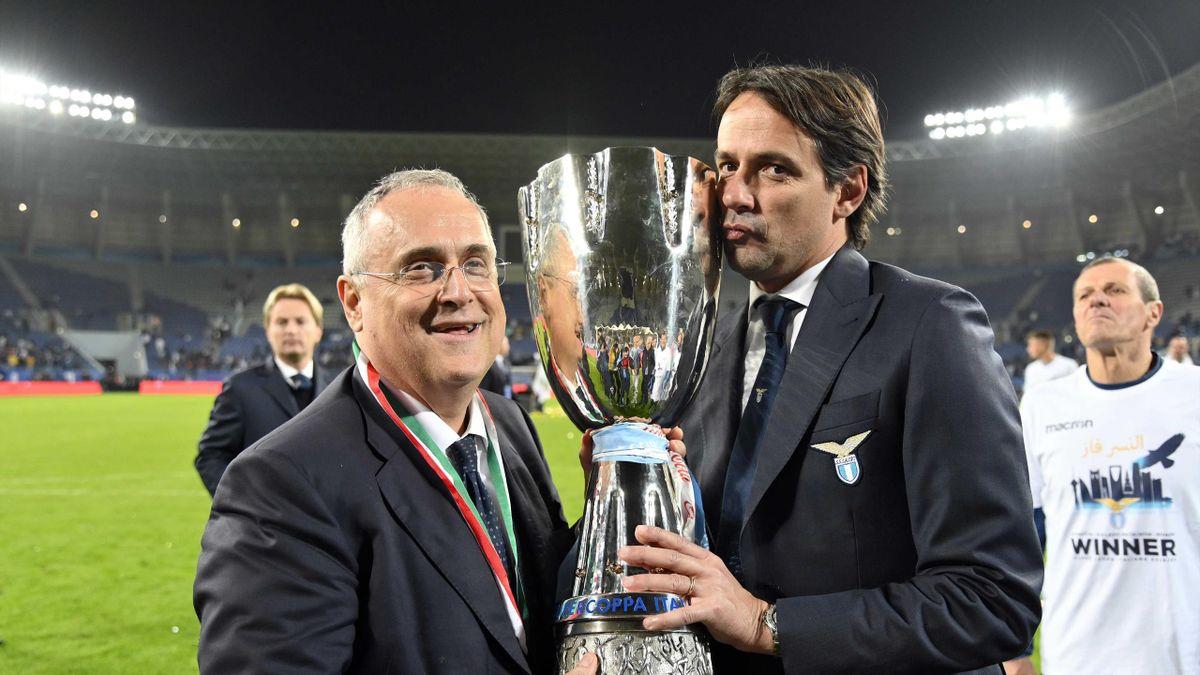 Inzaghi Inter Lotito