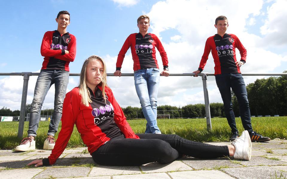 donne squadre maschili Olanda