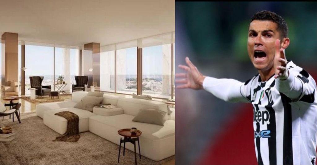 nuova casa Cristiano Ronaldo