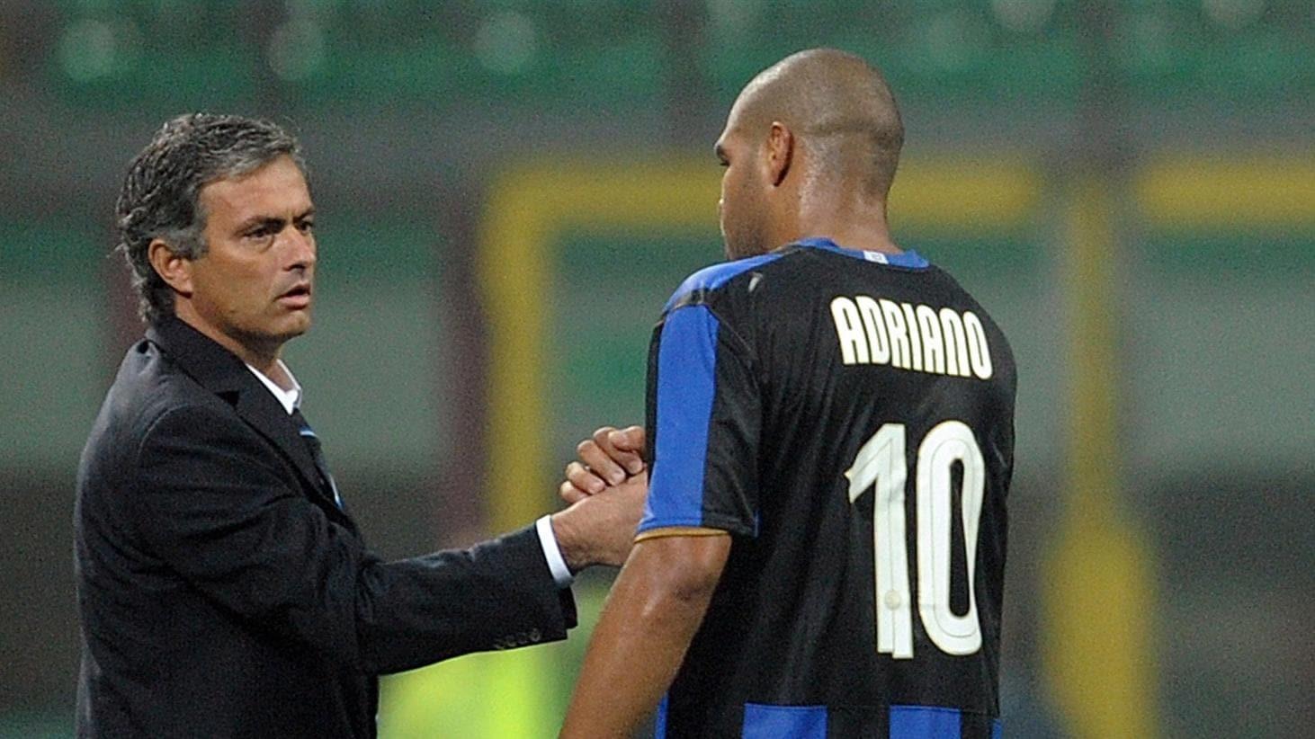 Adriano Mourinho