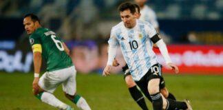 Copa America assist di Messi Gomez