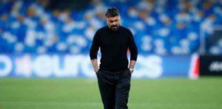 Gattuso niente Tottenham