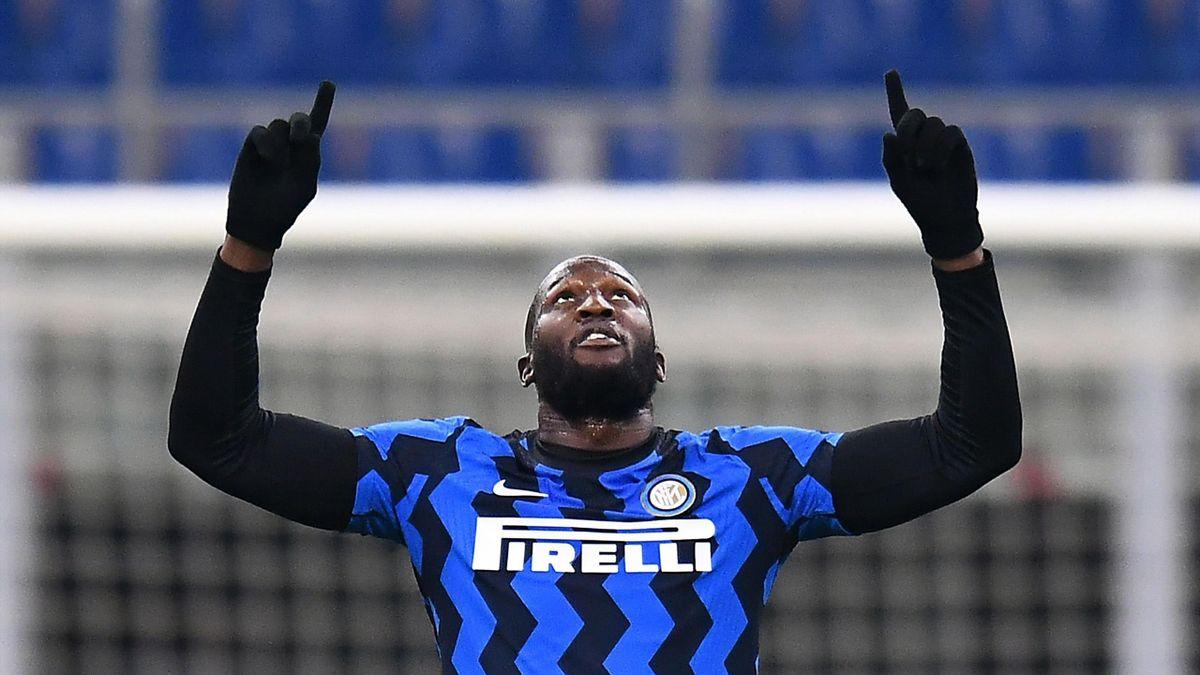 Inter Lukaku resta