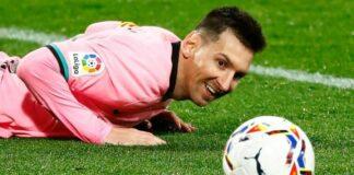 messi rinnovo Barcellona