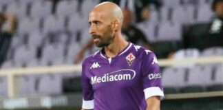 Borja Valero torna a Firenze...al Lebowski