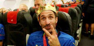 Petizione da record per Chiellini sulla copertina di FIFA 22