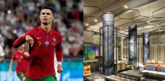 Cristiano Ronaldo apre hotel a New York