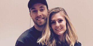 Eriksen e la moglie