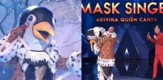 Pepe Reina a Masked Singer