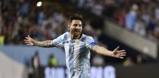 Record social di Messi