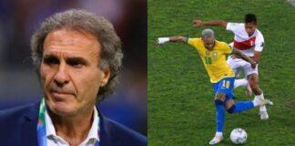 Oscar Ruggeri attacca Neymar