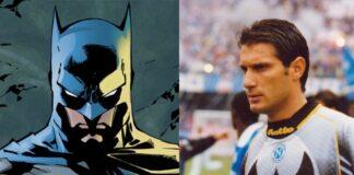 Taglialatela vs Batman: la DC Comics contro l'ex portiere