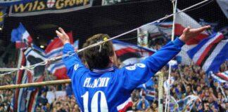 Francesco Flachi torna in campo