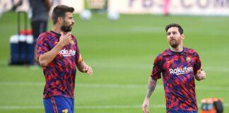Ligue 1 in Spagna Piquè