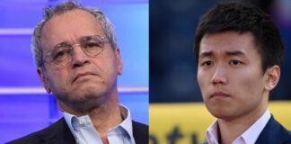 Inter Mentana avverte Zhang