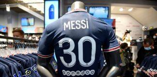 A Parigi esplode la Messi-Mania