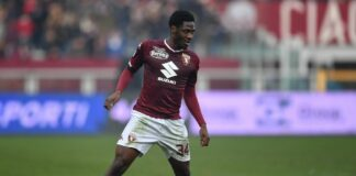 Torino, Ola Aina risponde ai fischi