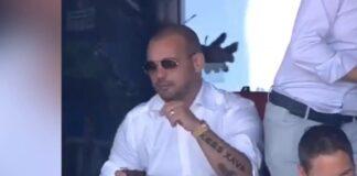 Sneijder e la vodka ai tempi del Real