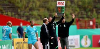 Pasticcio Van Bommel Wolfsburg