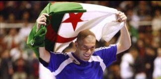 Il gesto di Zidane per l'Algeria