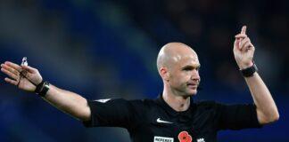 arbitro Taylor Liverpool-Chelsea