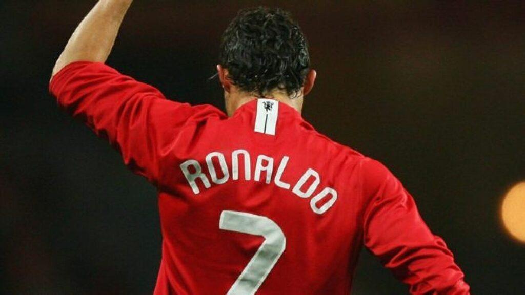 prime parole di Ronaldo Manchester United