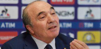 bordata di Commisso a Juve e Inter