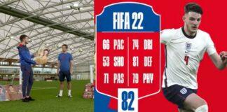 Grealish sponsorizza Rice su FIFA 22