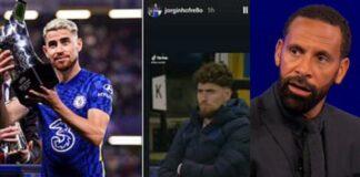 rivincita di Jorginho su Ferdinand