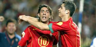 Rui Costa su Ronaldo